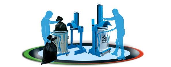 Mil-tek Waste Compactor