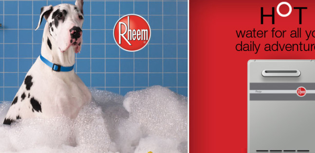 Rheem Electric Water Heaters