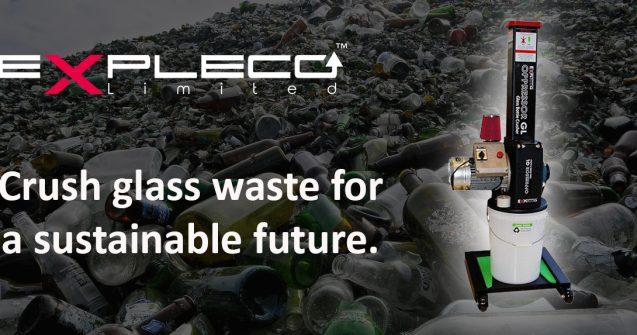 Expleco – Glass Bottle Crusher